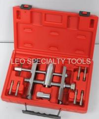 Universele Verstelbare Wrench Kit voor 6-punts en 8-punts Wiellager Lock Nut