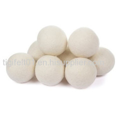 7cm 100% wool dryer balls on sale