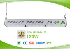 120w Linear LED Industrial Lighting for Warehouse Racks