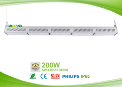IP65 200w LED Warehouse Rack Lighting
