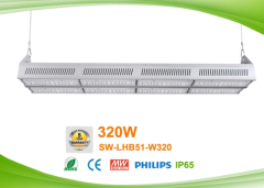 IP65 320w LED Industrial High Bay Lights