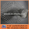 excellent quality AISI 316 Stainless Steel Cable Mesh Fence Ferrul Zoo mesh/X-Tend Inox Wire Cable Net