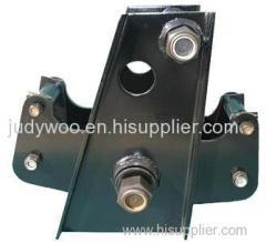 BPW type suspension equalizer hanger bracket