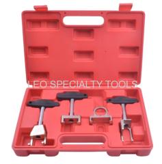 4pcs bobina di accensione di rimozione Tool Set Volkswagen VW Audi Spark Plug Puller
