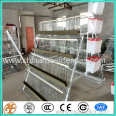 4 tiers layer chicken cages