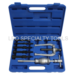 10 pcs Blind Hole Bearing Puller Set