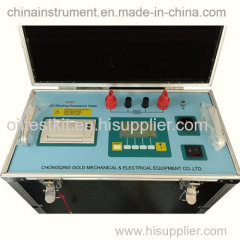 Power Transformer Coil Conductor Resistance Tester
