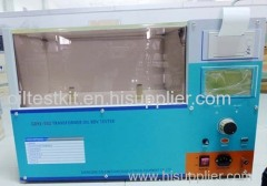 Automatic Insulation Oil Dielectric Strength Tester BDV Tester