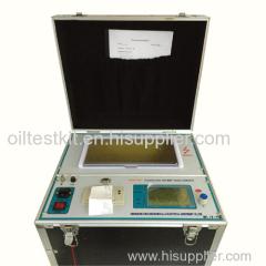 Transformer Oil Breakdown Voltage Tester / BDV Oil Breakdown Voltage Test Kit
