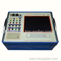 Switchgear Mechanical Properties Tester High Voltage Circuit Breaker