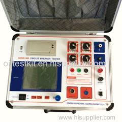 IEC62771 Power System Circuit Breaker CB Analyzer