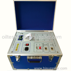 GDGS Automatic 10KV Power Transformer Dielectric Loss Tester