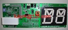 Sigma elevator parts indicator PCB ACI-210