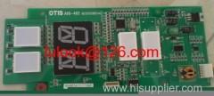 Sigma elevator parts indicator PCB AHI-461