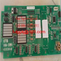 Sigma elevator parts indicator PCB AHM-102N