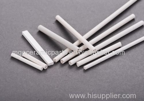 Slim four holes MGO tube