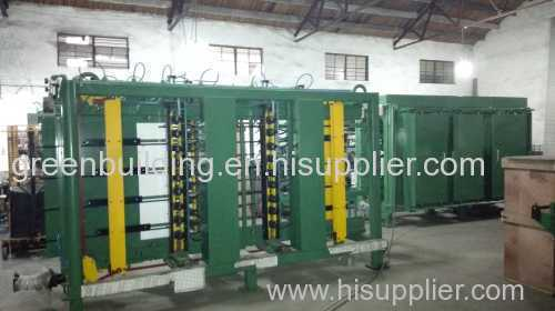 Widely used vertical type moulding welding outfit
