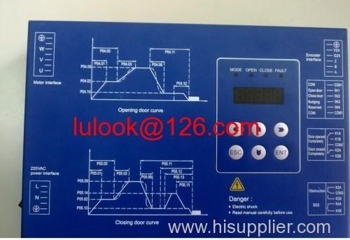 Sigma elevator parts door controller BG202-XM-II