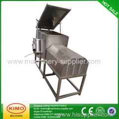 Mozzarella cheese stretcher/cheese making machine
