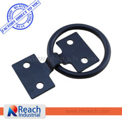 E-coated Steel Rope Ring Tie-Down Anchor