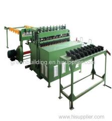 New technology using in steel mesh welding machine