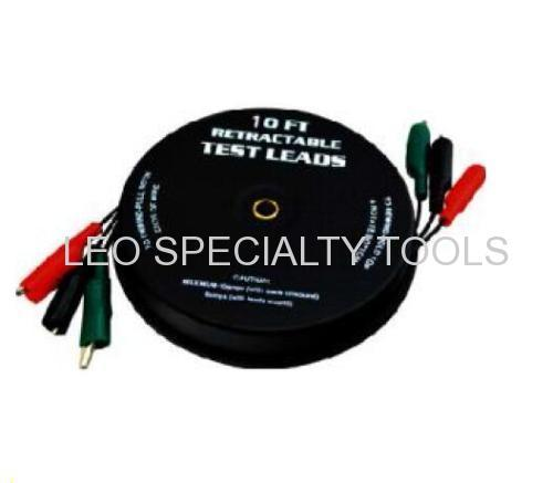 Retractable Test Lead with Magnet