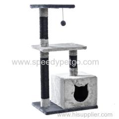 Mooie kat scratcher boom voor Cat Play