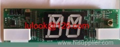 Sigma elevator parts indicator PCB DHI-221N