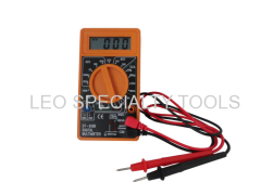 Automotive Multimeter with Digital Display