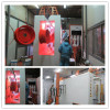 Powder Coating line for Alloy Wheel