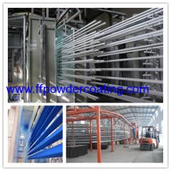 Aluminum Profile Powder coat line