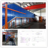Powder Coating System For The Fence