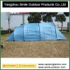 10 person bedouin large family tunnel camping canvas bell tent