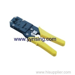 Multi-Functional Modular Plug Crimping Tool for cable wire