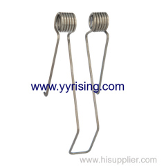Precision Extension Torsion Spring
