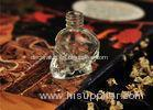 Customized Glass Cologne Bottles / Glass Scent Bottles For Perfume