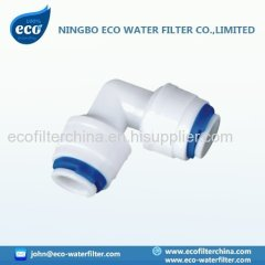 plastic water quick fitting
