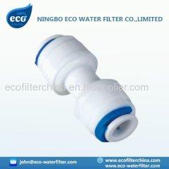 waterzuiveraar snelkoppeling