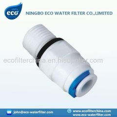 water quick pipe fitting
