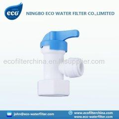 plastic RO tank valve