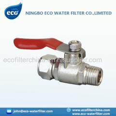 2 way ball valve