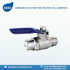 push fit ball valve