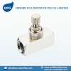 RO brass needle valve