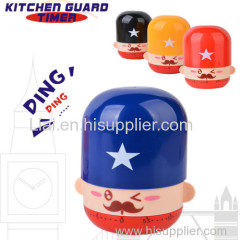 Timer Kitchen 60 Minutes Cooking Mechanical Home Decoration