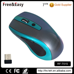 High quality computer mouse usb optical 2.4G wireless mouse