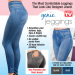NEW - Genie Slim Women Denim Look Jeggings / Printed Slim Leggings