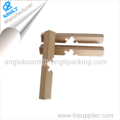 China Well protected goods of paper corner protector with 45*45*6