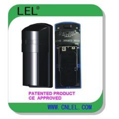 Perimeter security photoelectric beam sensor
