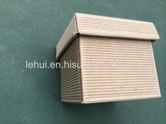 F flauto produttore fibra ondulato