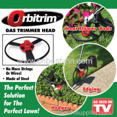 Orbitrim Gas Weed Trimmer Head